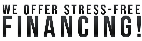 We offer Stress-Free Financing at Northridge Tire Pros in Northridge, CA 91324